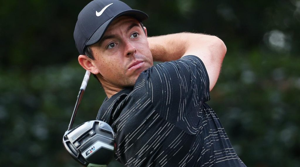 rory mcilroy taylormade driver