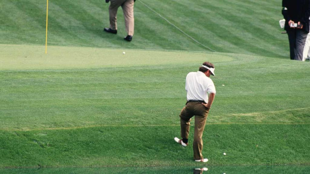 fred couples 12 masters augusta national