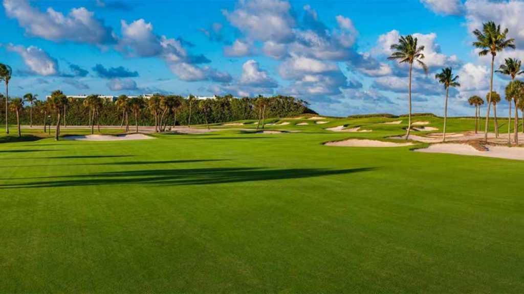 Seminole Golf Club in Juno Beach, Fla.